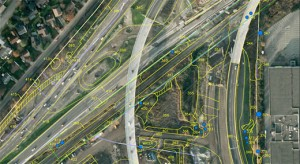 Invasive species mapping – Port-Mann Highway 1 Project.
